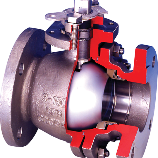 KTM Virgo Series N Trunnion Ball Valves - Products | Keystone