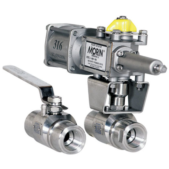 KTM Virgo Series S Floating Ball Valves - Products | Keystone